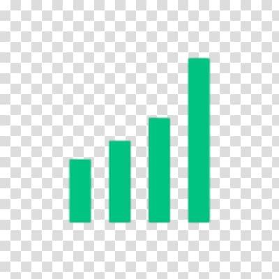 Green volume icon, Avanza Bank Logo transparent background.
