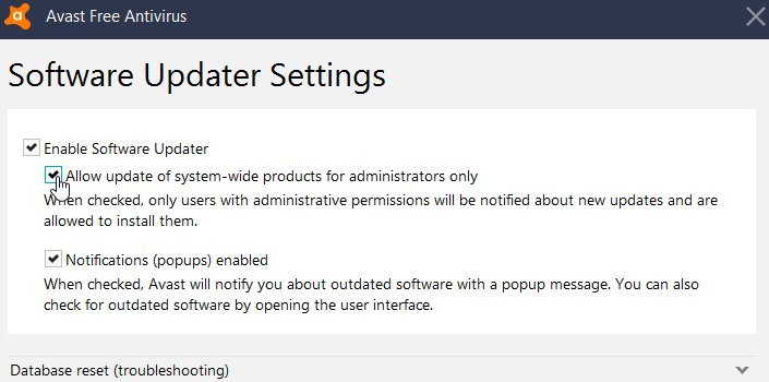 Avast Free Antivirus settings you need to change now.
