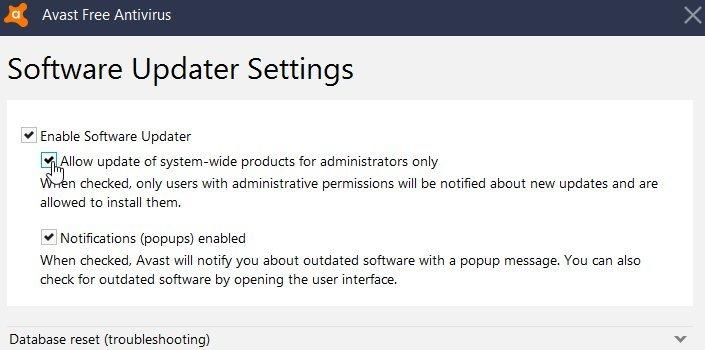 Avast Free Antivirus settings you need to change now.