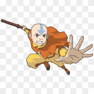 Free Avatar Aang PNG Images.