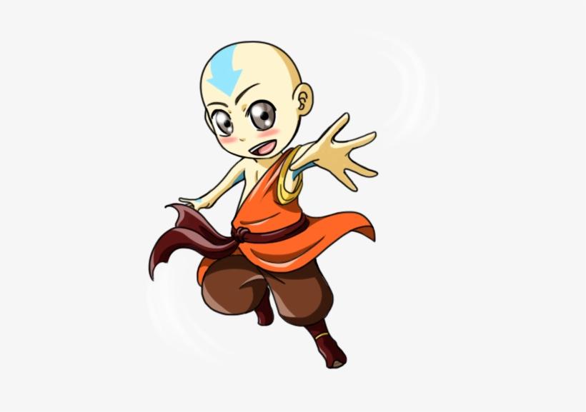 Avatar Aang Png.