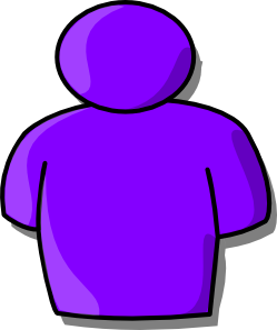 Purple Avatar clip art Free Vector / 4Vector.