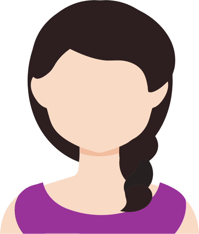 Avatar Female Clip art.