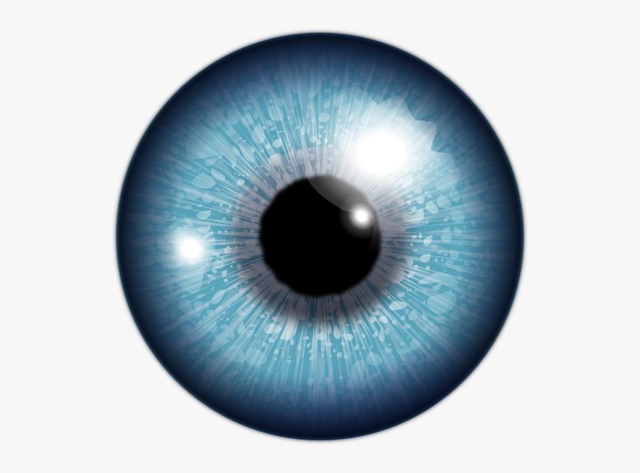 Blue Eye Clipart.