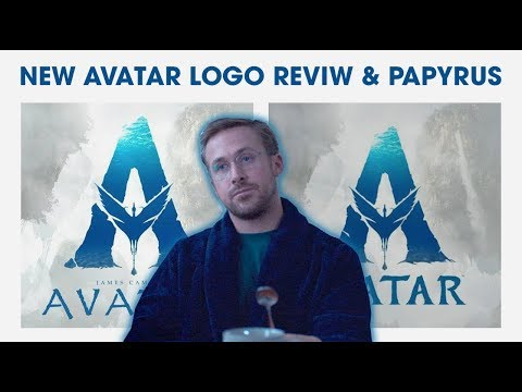 New Avatar logo and Papyrus. Why designers dislike it..