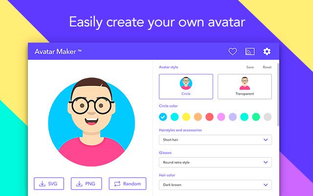 Avatar Maker.