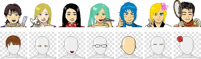 Portrait Illustration Maker : Free Cartoon Avatar Generater!.