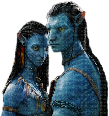 Download Avatar Movie Png Image Black And White Library.