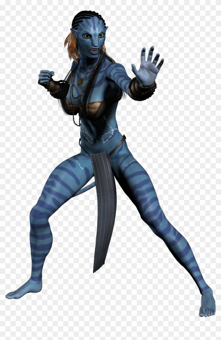 Avatar Neytiri.