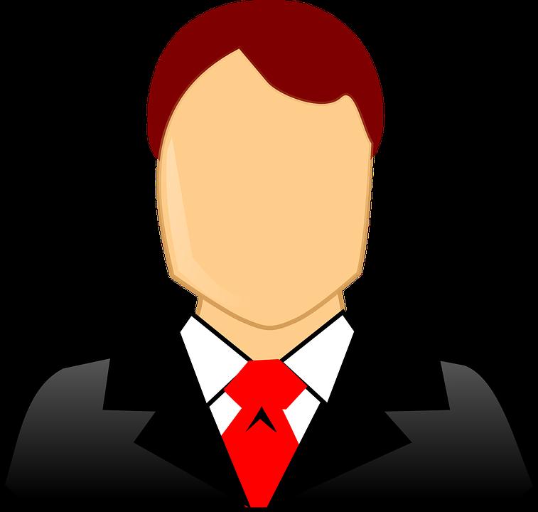 Businessman Male Business.
