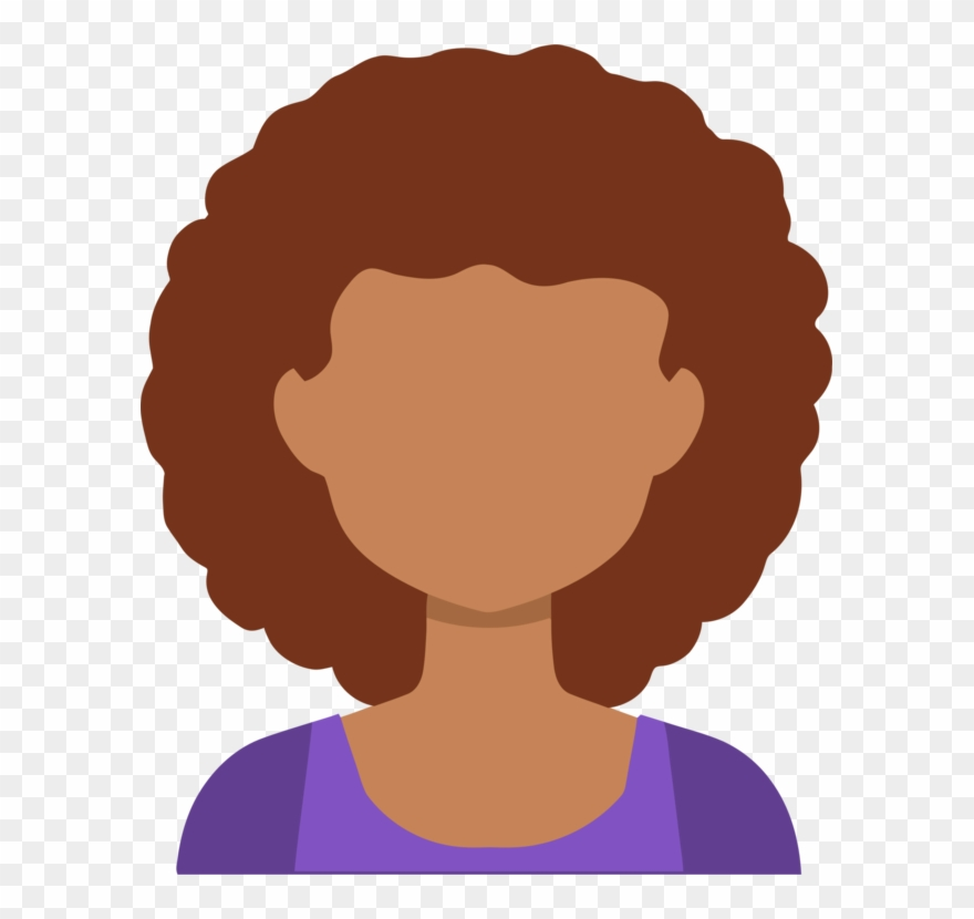 Female Avatar Gender Symbol.