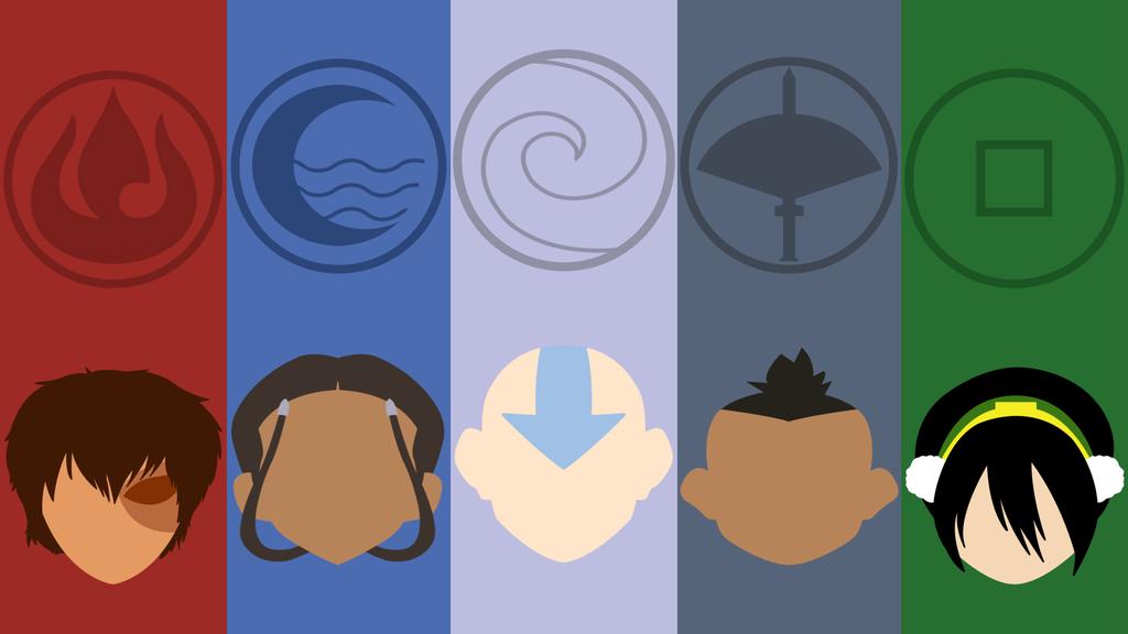 Avatar The Last Airbender Wallpaper.