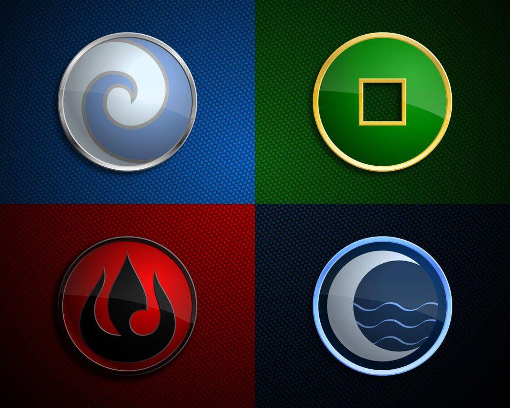 Avatar Logo Wallpaper by SpazChicken.