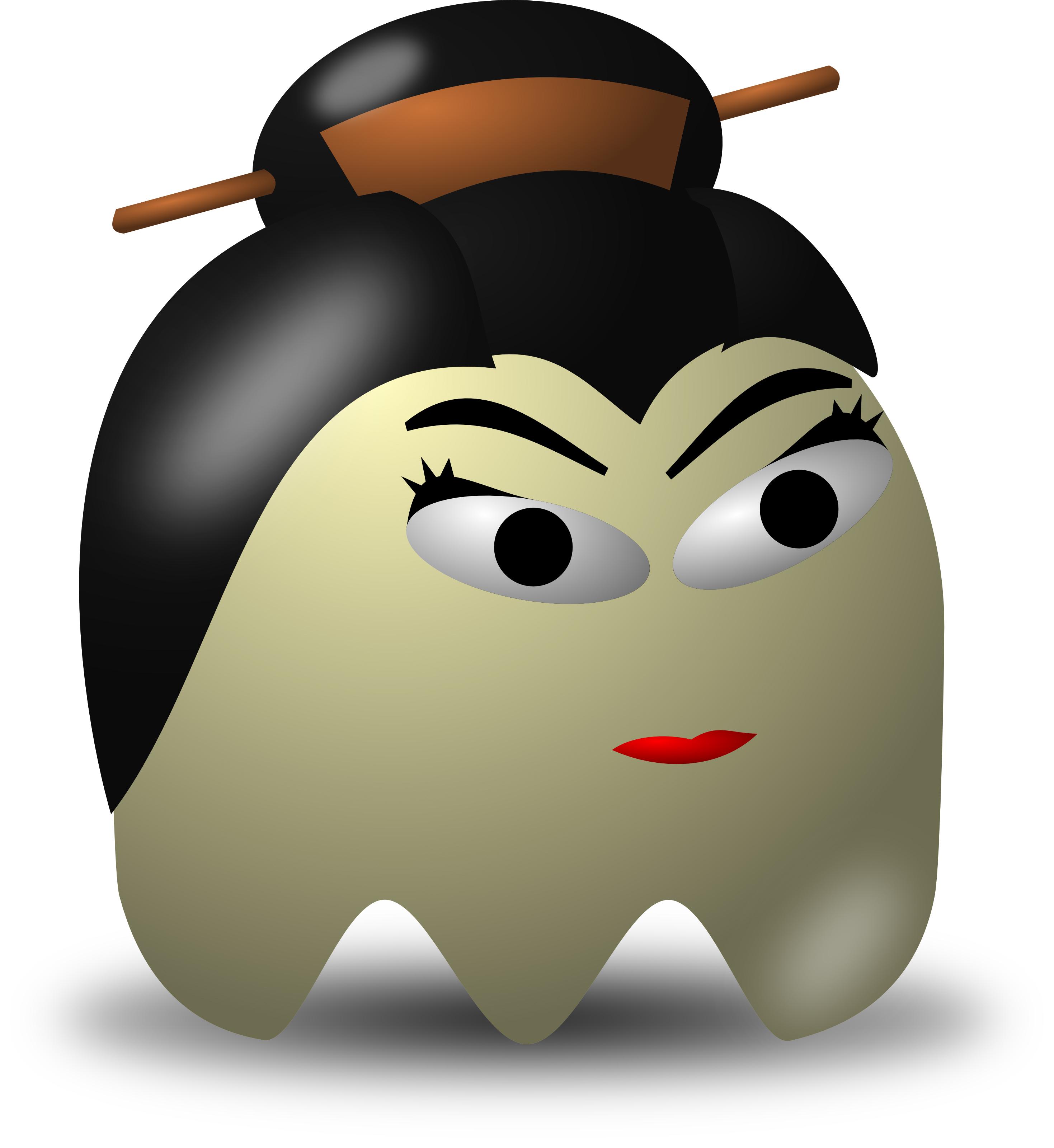 Powerpoint clip art avatar.