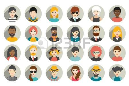 151,851 Avatar Cliparts, Stock Vector And Royalty Free Avatar.