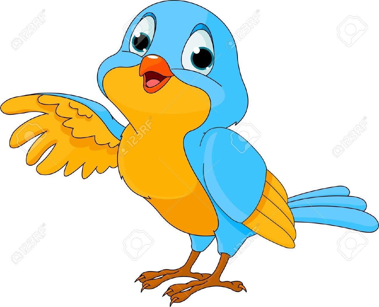 Clipart oiseau.