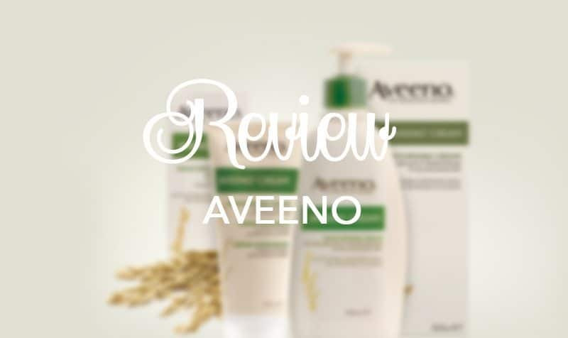 Aveeno Lotion: Review.