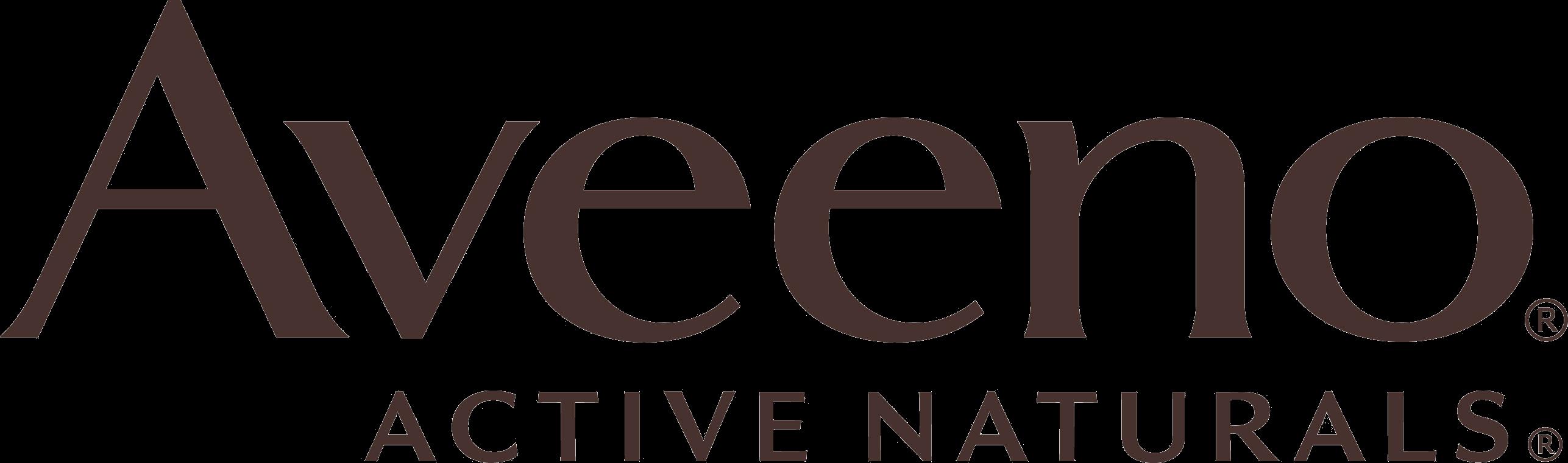 HD Aveeno Logo Cosmetic.