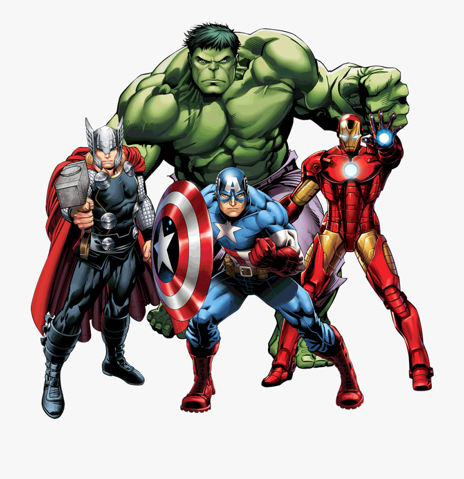Avengers Png Clipart.