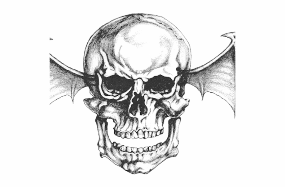 Avenged Sevenfold Band Logo.