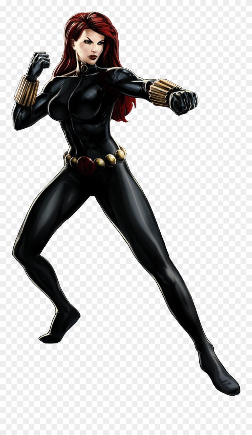 Black Widow Png Transparent Images.