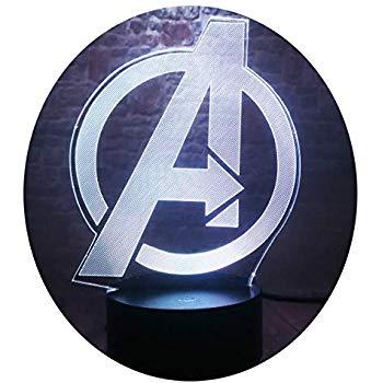 Avengers Logo.