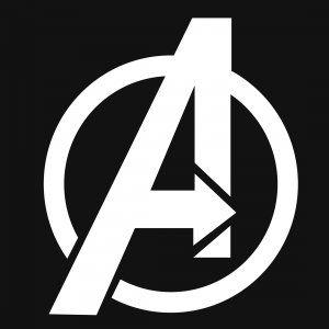 The Avengers Logo.