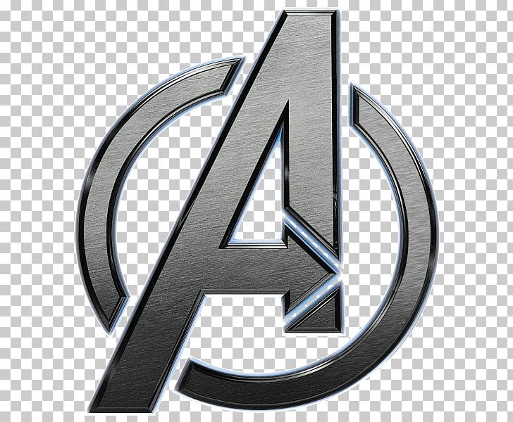 Avengers Logo, Marvel Avengers logo PNG clipart.