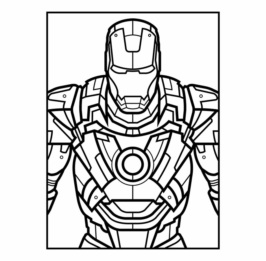 Free Marvel Clipart Black And White, Download Free Clip Art.