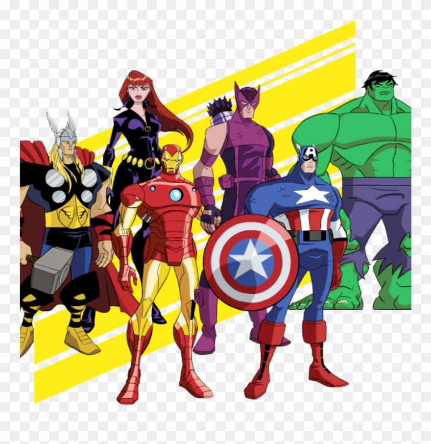 Marvel Clipart Free Avengers Clip Art Clipart Football.
