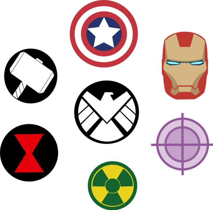Avengers Cliparts.