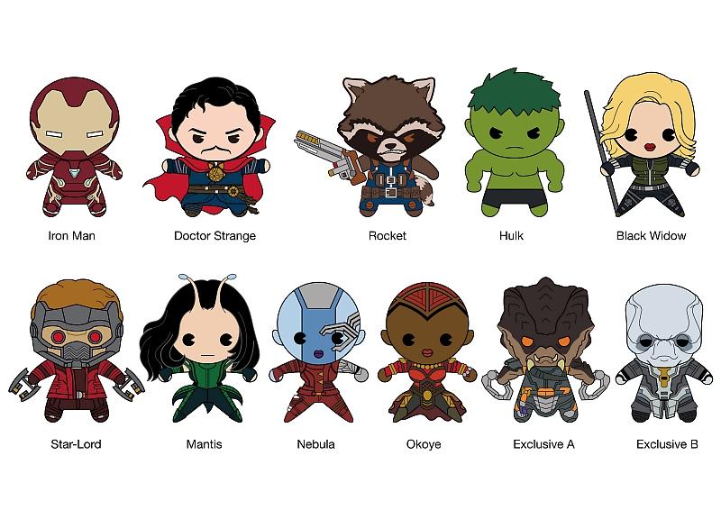 Avengers infinity war clipart 8 » Clipart Station.