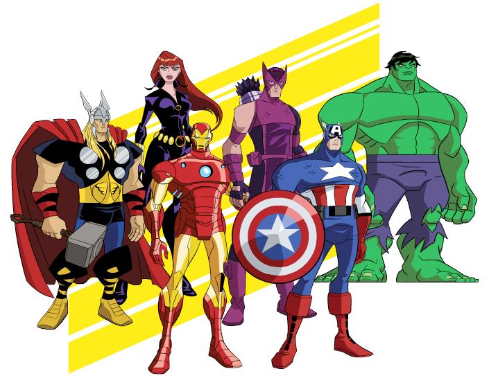 Free Avengers Clip Art Clipart.