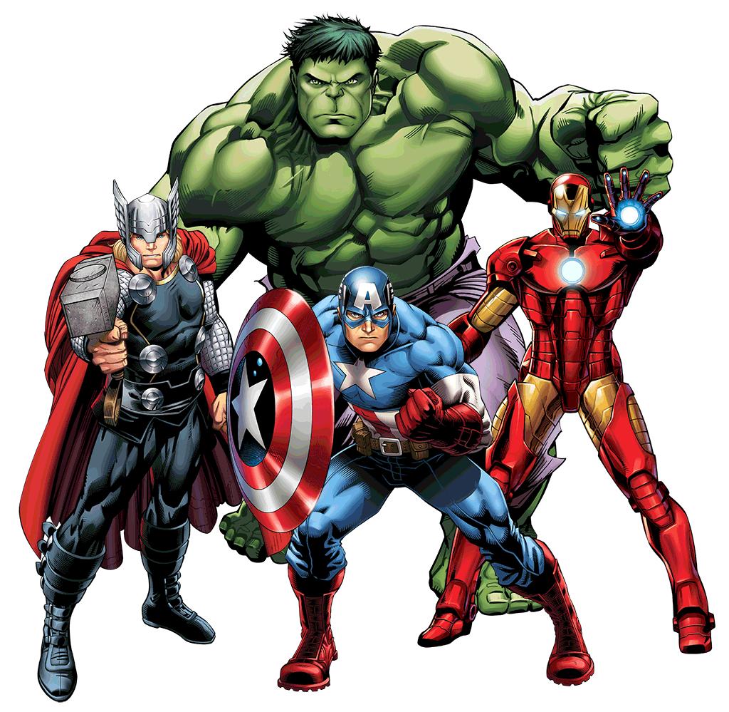 Avengers PNG Download Transparent Avengers Clipart.