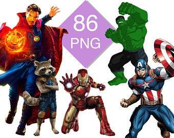 Avengers clipart.
