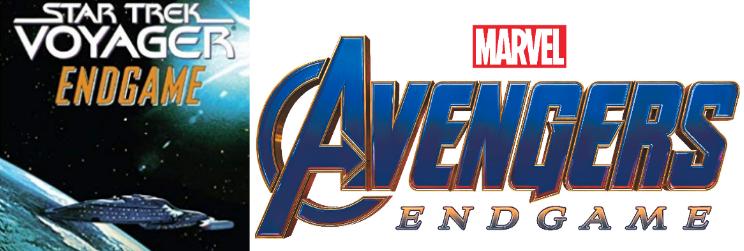 Avengers: Endgame Meet Star Trek: Voyager Endgame.