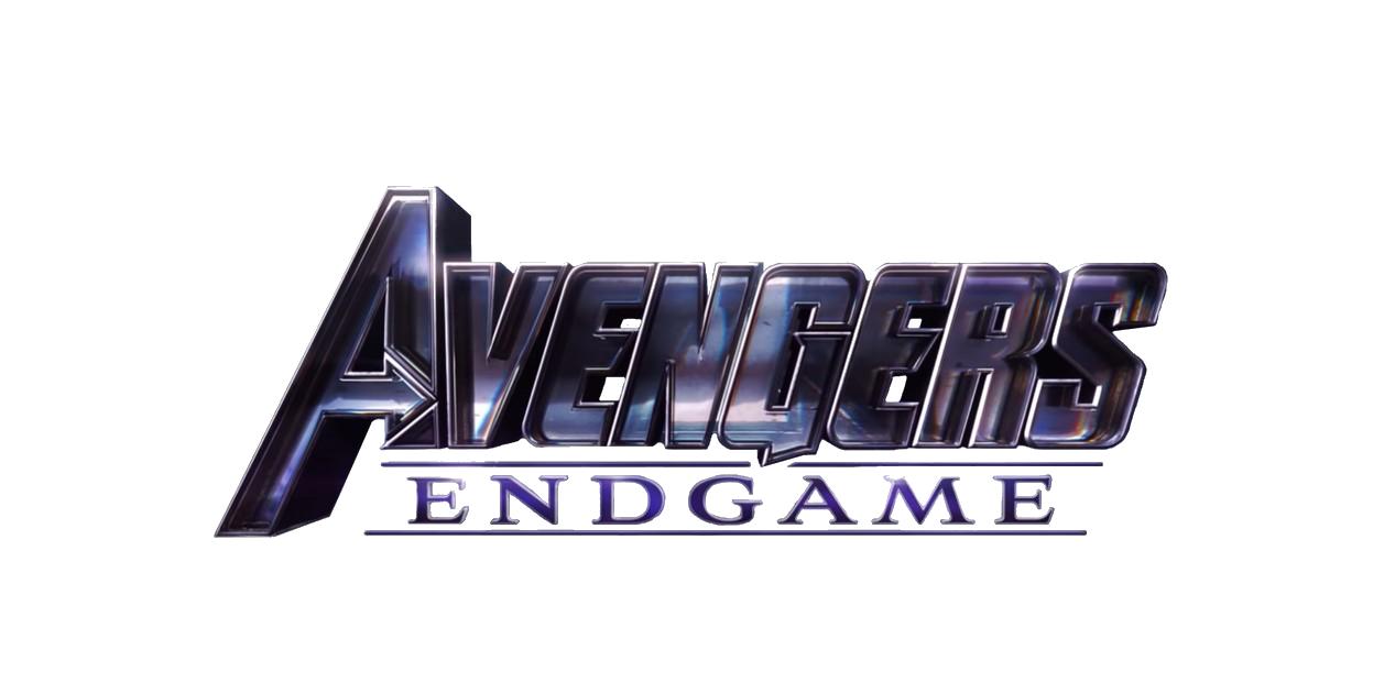 Avengers Endgame Logo PNG Image Download.