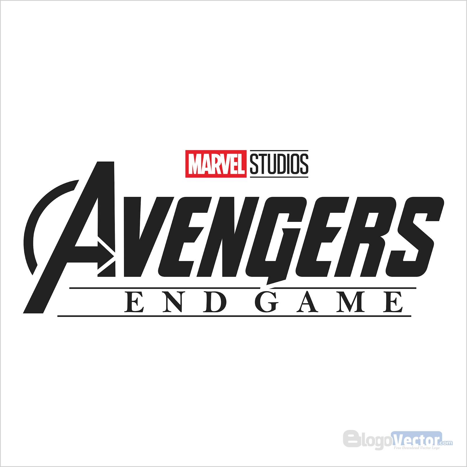 Avengers Endgame Logo vector (.cdr).