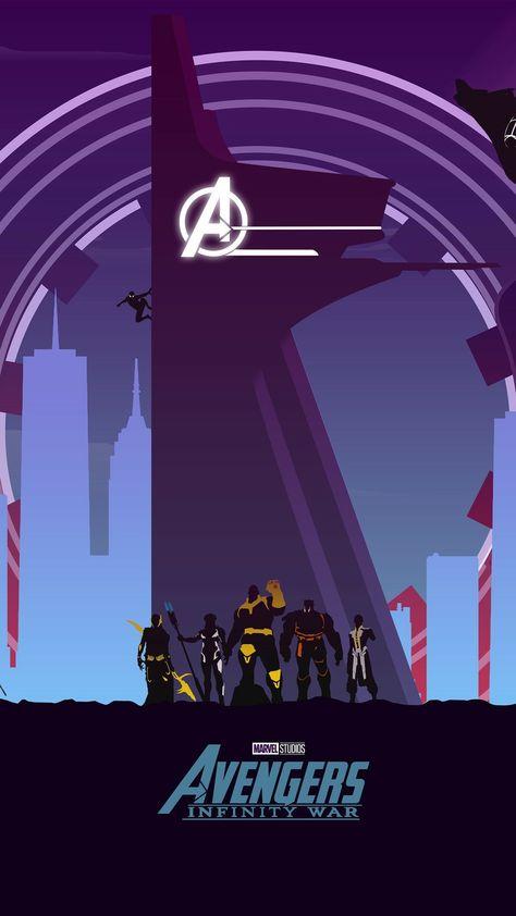Avengers infinity War Clip Art.