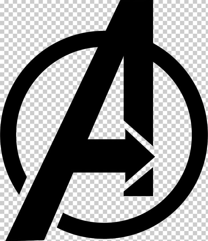 Logo Avengers Marvel Cinematic Universe PNG, Clipart, Area.