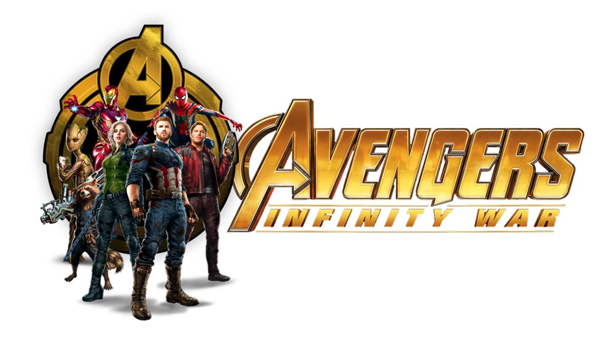 Avengers: Infinity War Promo Banner Features All Of Your MCU Favorites.