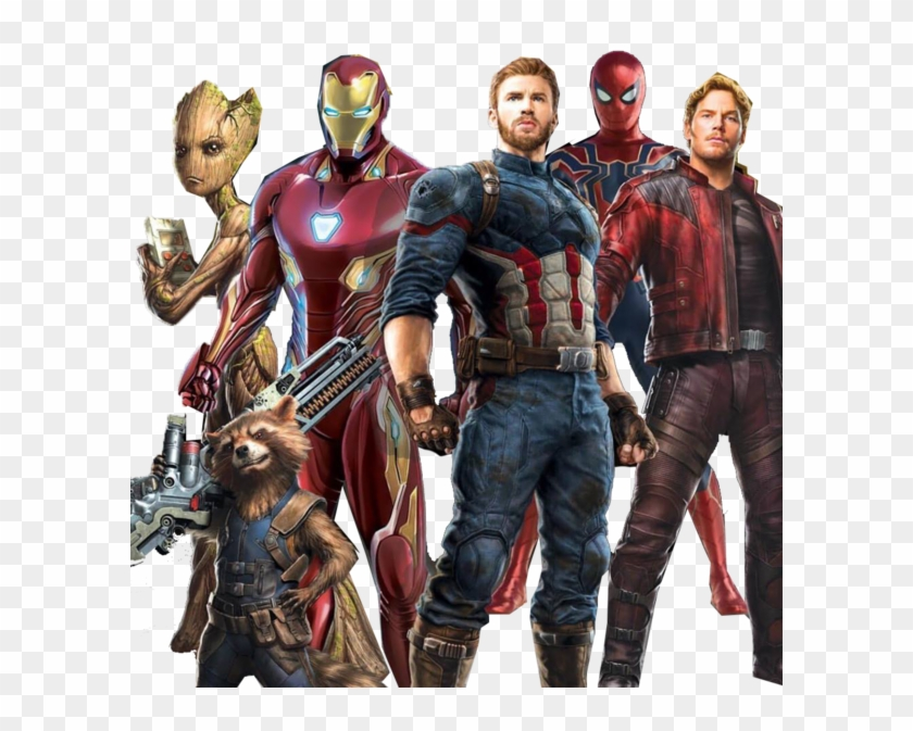 Avengers Infinity War Png, Transparent Png.