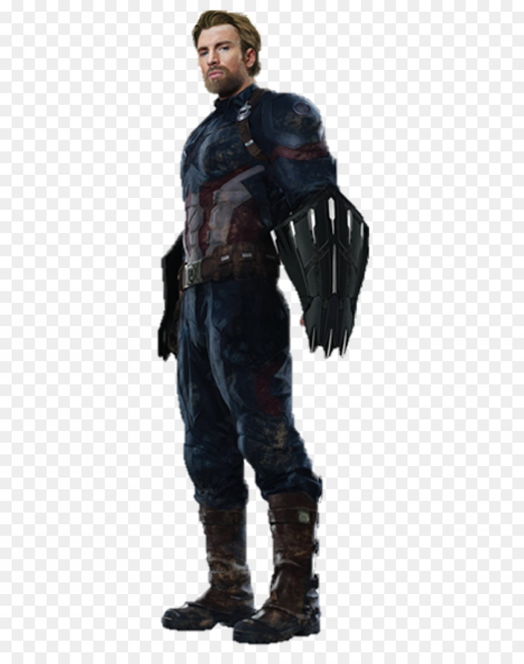 Png Avengers Infinity War Captain America Spider Man T.
