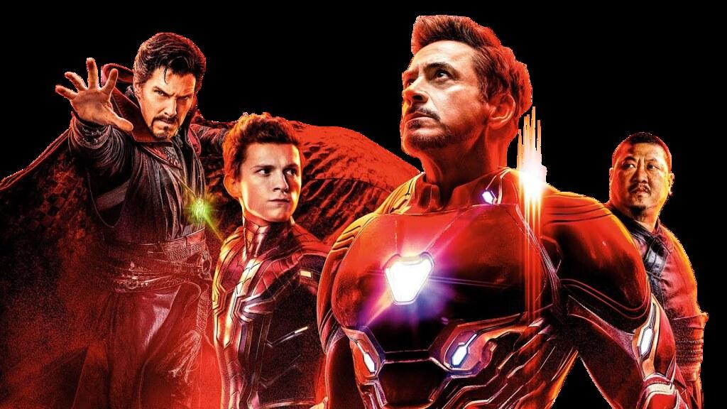 Avengers: Infinity War PNG.