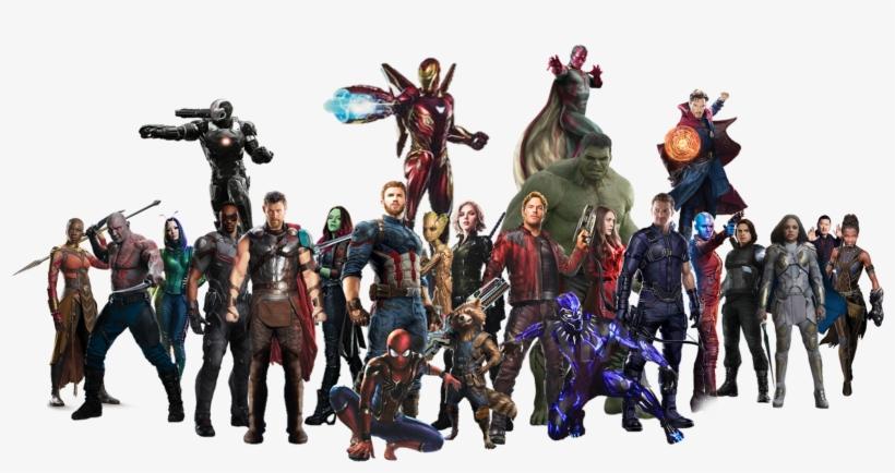 Infinity War Groot Png.