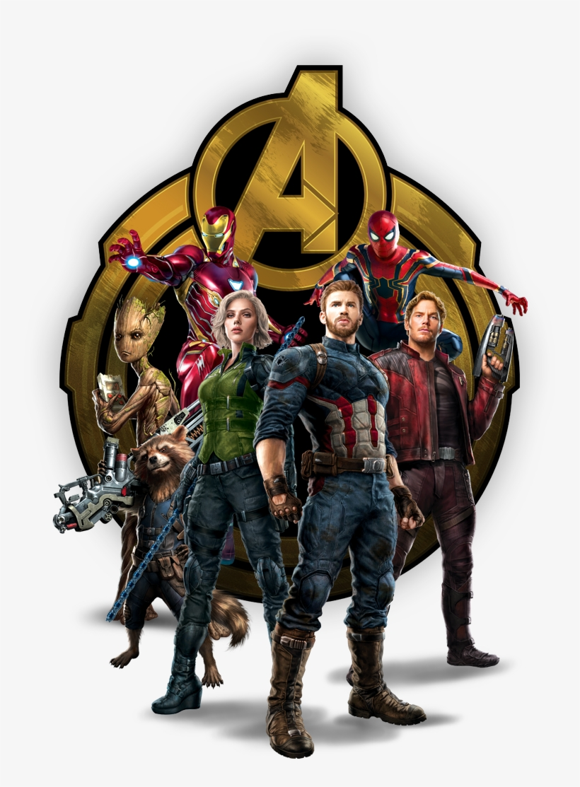 Picture Black And White Download Avengers Marvel Stuff.