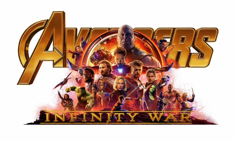 Avengers Infinity War Logo Png Free PNG Images & Clipart Download.