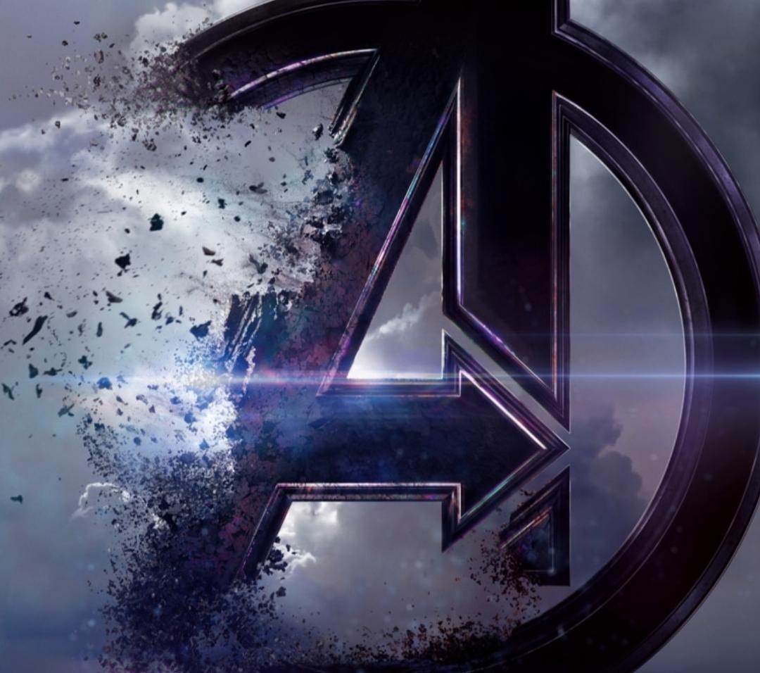 Full Avengers logo for the \