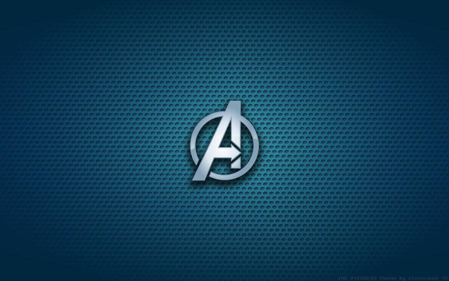71+] Avengers Logo Wallpaper on WallpaperSafari.