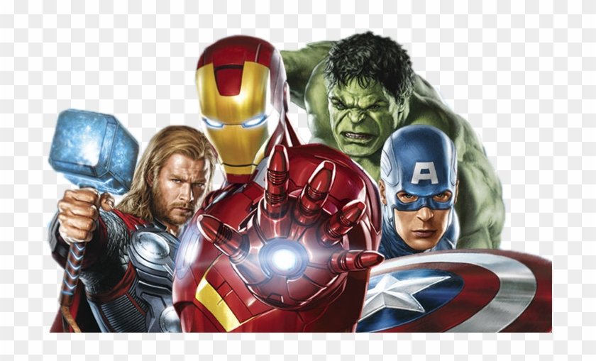 Avengers Png Clipart Png Image 01a.